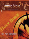 The New Testament, The First Epistle of Peter (MP3)