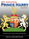 101 Amazing Prince Harry Facts (eBook)