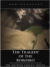 The Tragedy of the Korosko (eBook)