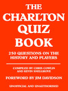 The Charlton Quiz Book (eBook): 250 Questions on the History and Players