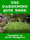 The Gardening Quiz Book (eBook)