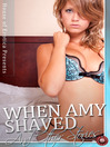 When Amy Shaved and Other Stories (eBook)