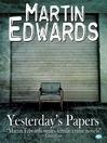 Yesterday's Papers (eBook): Harry Devlin Series, Book 4