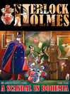 A Scandal in Bohemia (eBook): A Sherlock Holmes Graphic Novel