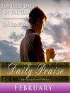 Daily Praise, February (MP3): A Prayer of Praise for Every Day of the Month