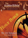 The Old Testament, The Book of Haggai (MP3)