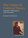 The Limits of Political Theory (eBook): Oakeshott's Philosophy of Civil Association