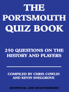 The Portsmouth Quiz Book (eBook): 250 Questions on the History and Players