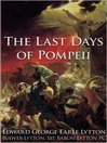 The Last Days of Pompeii (eBook)