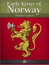 Early Kings of Norway (eBook)