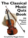 The Classical Music Quiz Book (eBook)