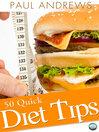 50 Quick Diet Tips (eBook)