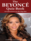The Beyoncé Quiz Book (eBook)