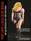 The Lady Gaga Quiz Book (eBook)