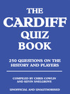 The Cardiff Quiz Book (eBook)
