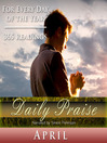 Daily Praise, April (MP3): A Prayer of Praise for Every Day of the Month