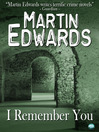 I Remember You (eBook): Harry Devlin Series, Book 3