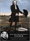Master Humphrey's Clock (eBook)
