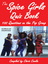 The Spice Girls Quiz Book (eBook)