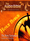 The Complete New Testament (MP3)
