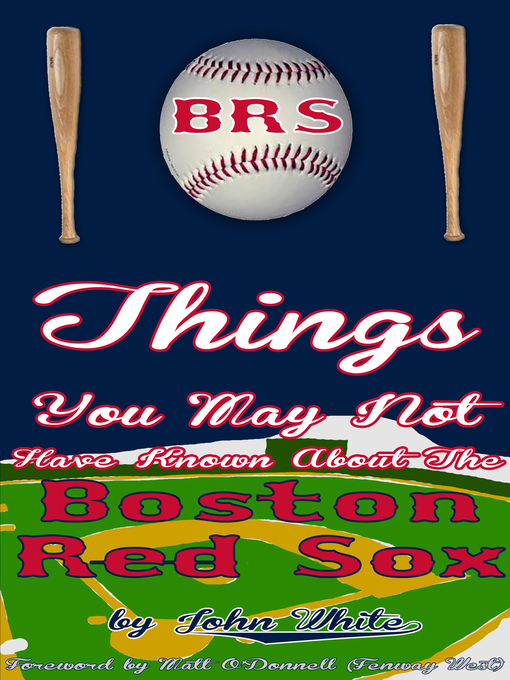 101 Things You May Not Have Known About the Boston Red Sox (eBook)