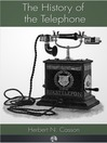 The History of the Telephone (eBook)