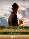 Daily Praise, May (MP3): A Prayer of Praise for Every Day of the Month