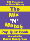 The Lady Gaga Quiz Book (eBook): 100 Questions on the Pop Star