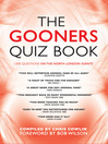 The Gooners Quiz Book (eBook): 1,000 Questions on the North London Giants