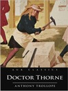 Doctor Thorne (eBook): Chronicles of Barsetshire, Book 3