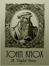 John Knox (eBook)