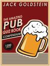The Amazing Pub Quiz Book Compendium (eBook)