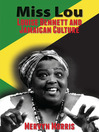 Miss Lou (eBook): Louise Bennett and Jamaican Culture