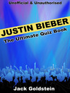 Justin Bieber - The Ultimate Quiz Book (eBook)