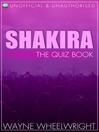 Shakira - The Quiz Book (eBook)