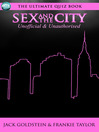 Sex and the City (eBook): The Ultimate Quiz Book