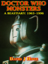 Doctor Who Monsters (eBook): A Bestiary: 1963-1996