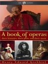 A Book of Operas (eBook)