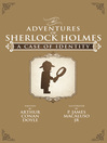 A Case of Identity - Lego - The Adventures of Sherlock Holmes (eBook)