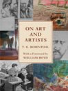 On Art and Artists (eBook)