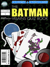 The Batman Villains Quiz Book (eBook)