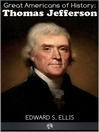 Great Americans of History - Thomas Jefferson (eBook)