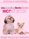 101 Amazing Facts about Nicole Richie (eBook)