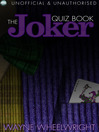 The Joker Quiz Book (eBook)
