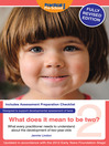 What Does it Mean to be Two? (eBook): What Every Practitioner Needs to Understand About the Development of Two-Year-Olds