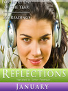 Reflections, January (MP3): Inspiration for Each Day of the Year