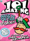 101 Amazing What Do You Call Jokes (eBook)