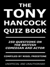 The Tony Hancock Quiz Book (eBook)