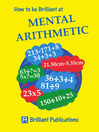 How to be Brilliant at Mental Arithmetic (eBook)
