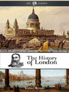 The History of London (eBook)